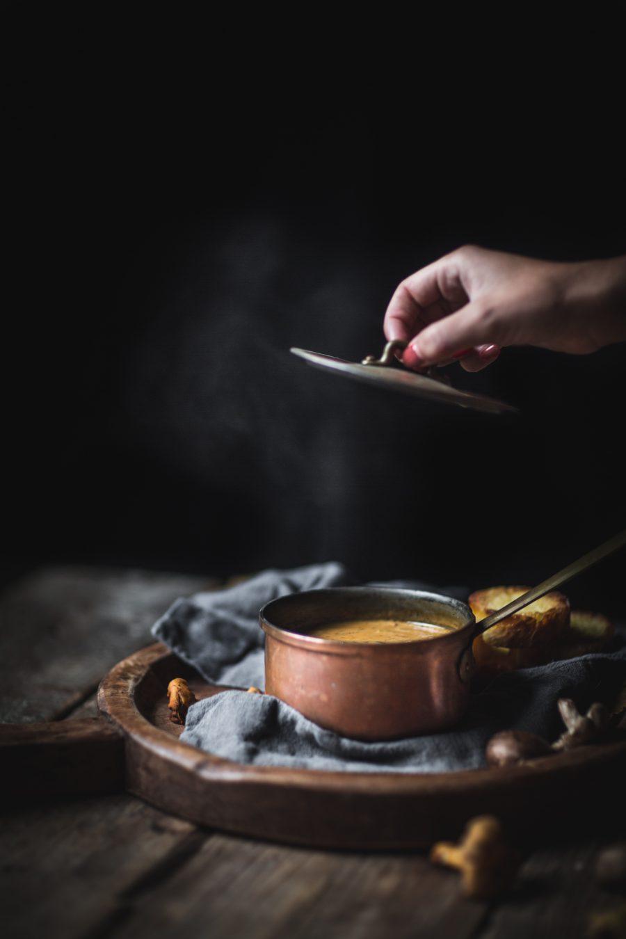Hungarian Mushroom Soup