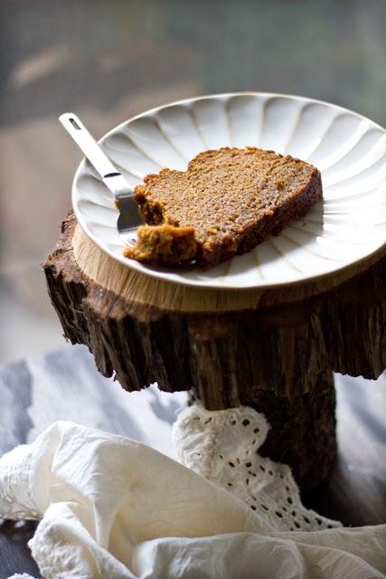 Chai Pumpkin Loaf