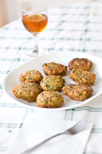 Crab Cakes & A Special Request