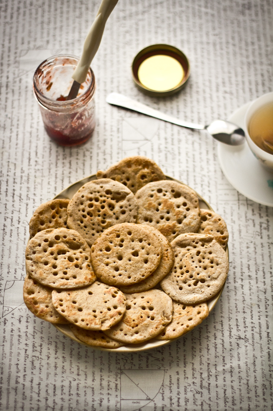 English Crumpets and a Shutterfly Giveaway