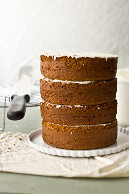 Thai Tea Cake With Creamed Coconut Frosting Adventures
