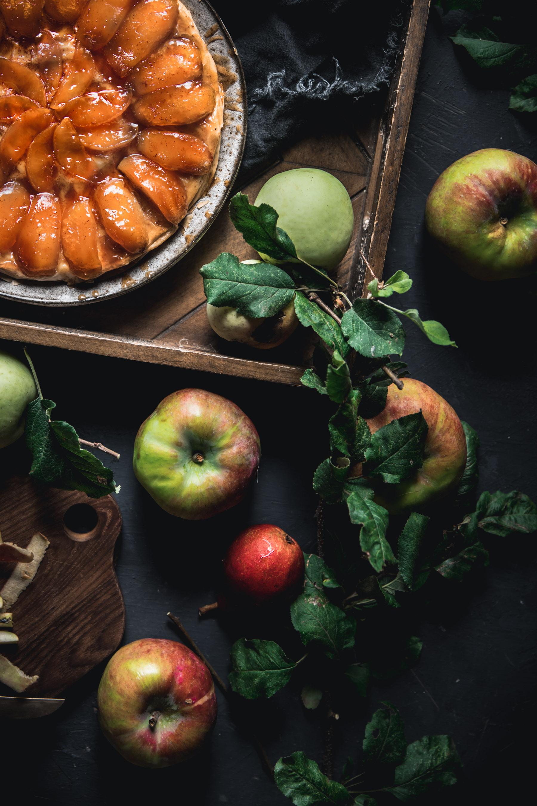 Apple Harvest Tart