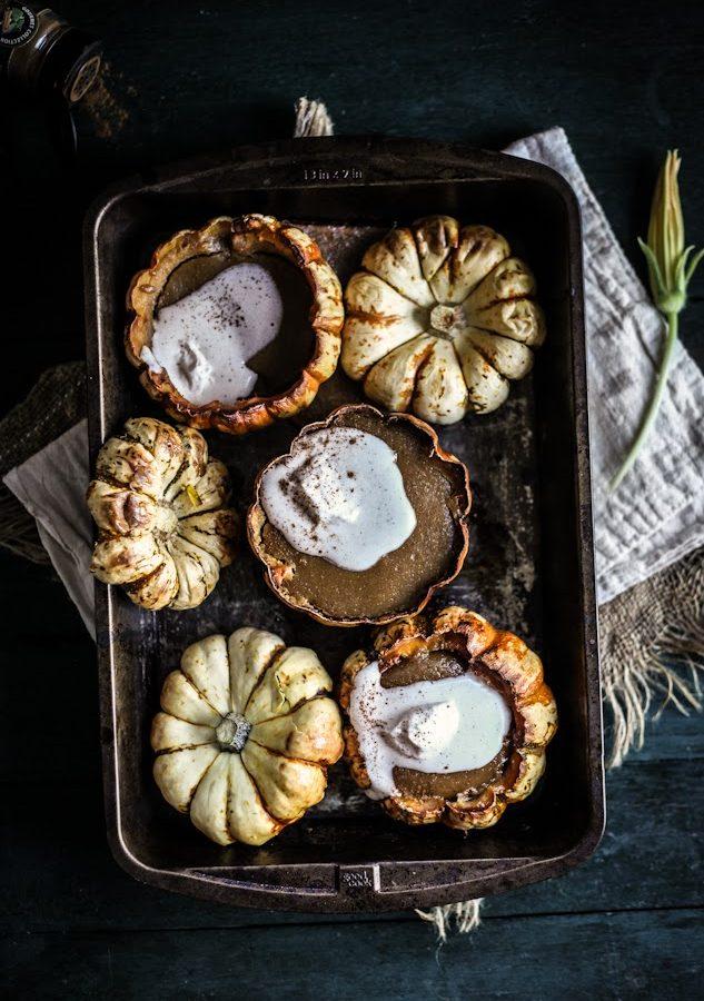 Winter Squash Pies {Gluten Free} & A Trip To The Farm