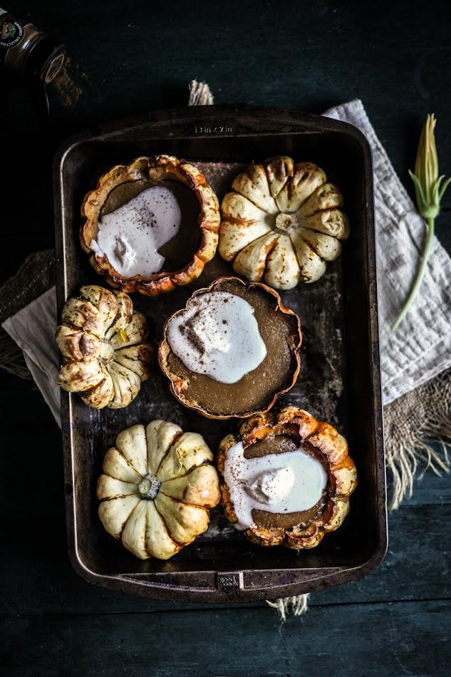 Gluten-Free Winter Squash Pies