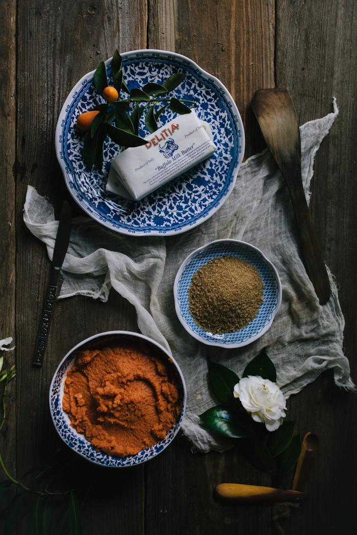 Brown Butter Pumpkin Cake Ingredients | Adventures in Cooking