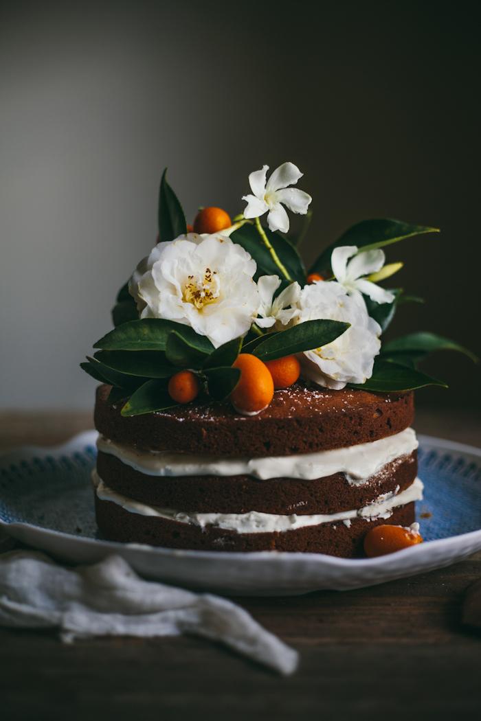 Brown Butter Pumpkin Cake | Adventures in Cooking