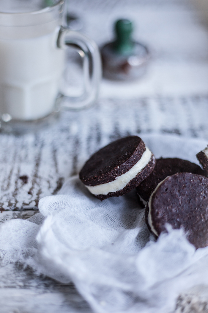 Homemade Vegan Oreos + Blendtec Coconut Butter | Adventures in Cooking