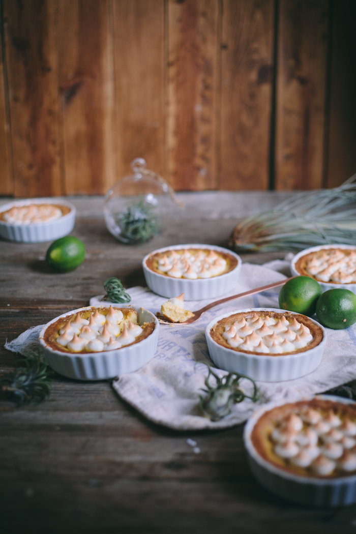 Key Lime Tartlets | Adventures in Cooking