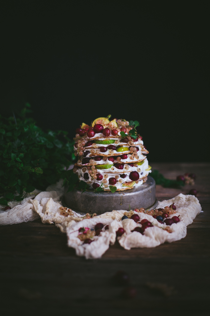 October 2014 Styling & Photography Workshop Upstate in New York + Gooseberry Icebox Cake | Adventures in Cooking