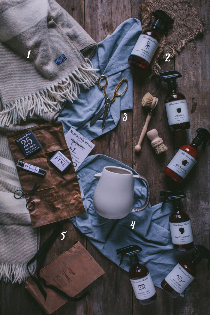Adventures in Cooking Gift Guide - For The Home | By Eva Kosmas Flores