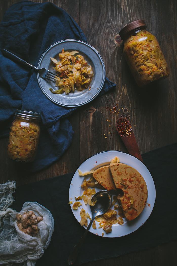 Kimchi Sauerkraut