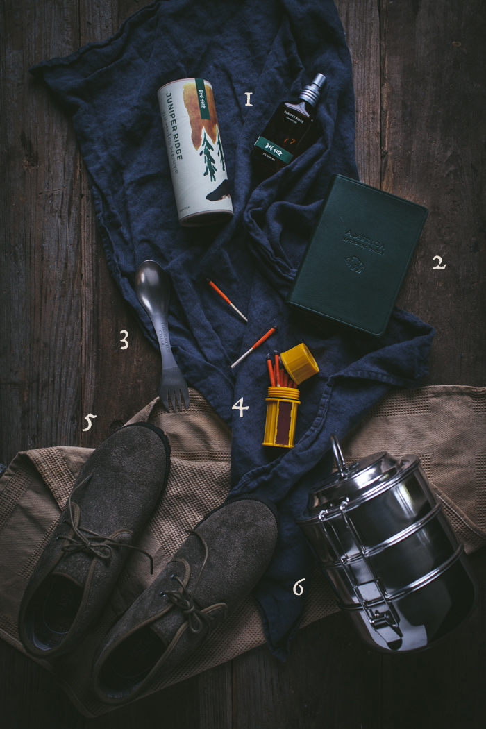 Adventures in Cooking Gift Guide - For The Outdoor Enthusiast | By Eva Kosmas Flores