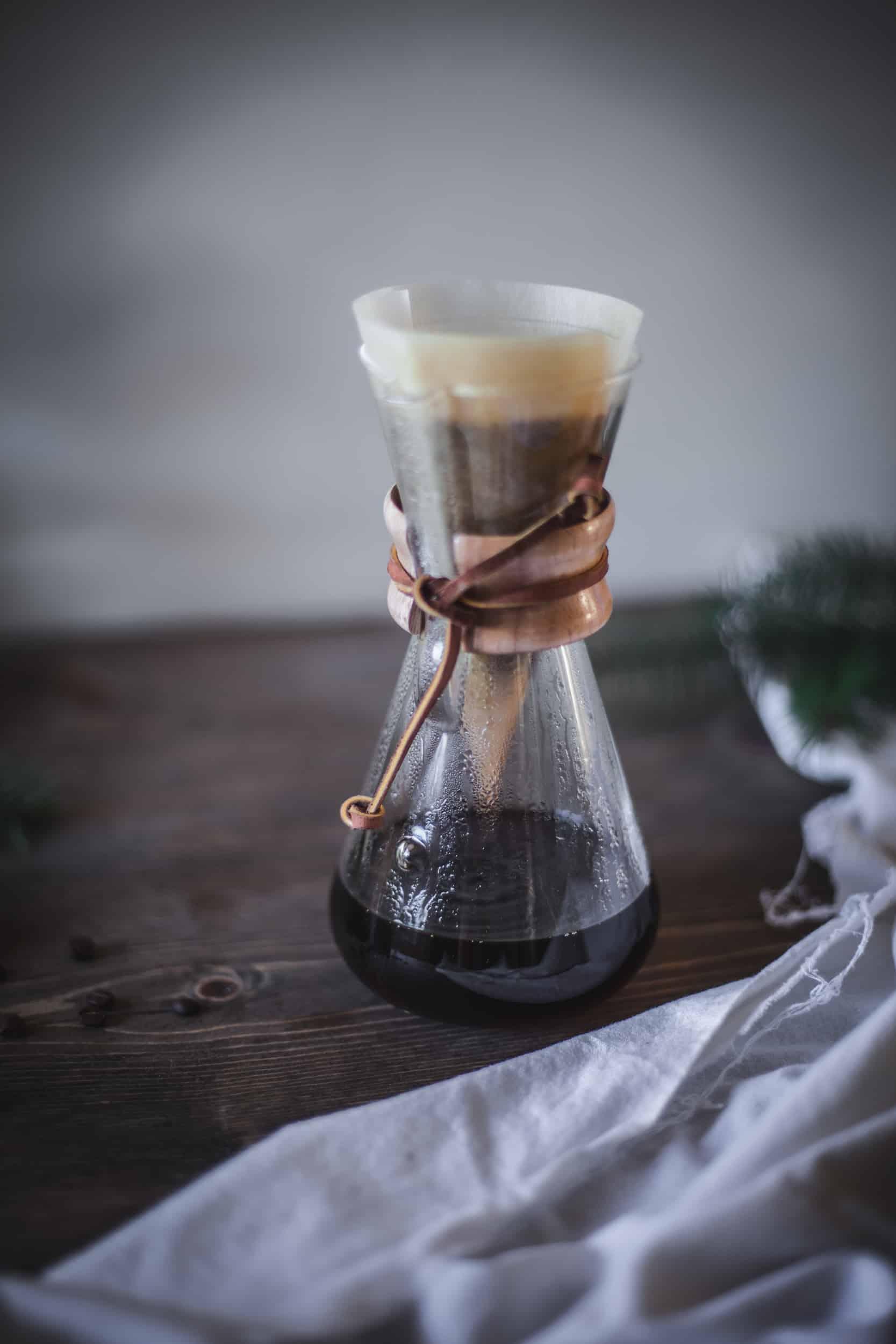 Coconut Spice Coffee Latte by Eva Kosmas Flores