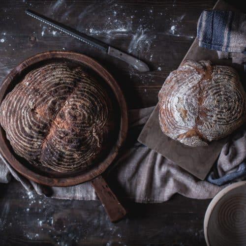 Bread + Rolls of Adventures in Cooking