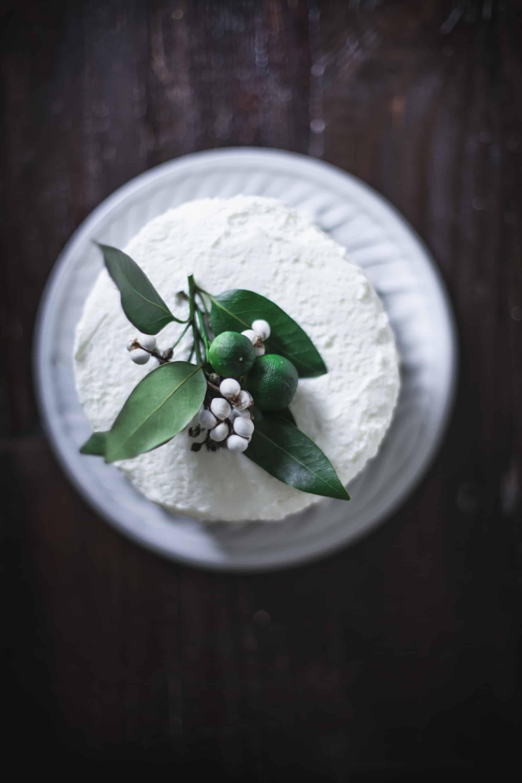 Lemon Cake Dessert by Eva Kosmas Flores