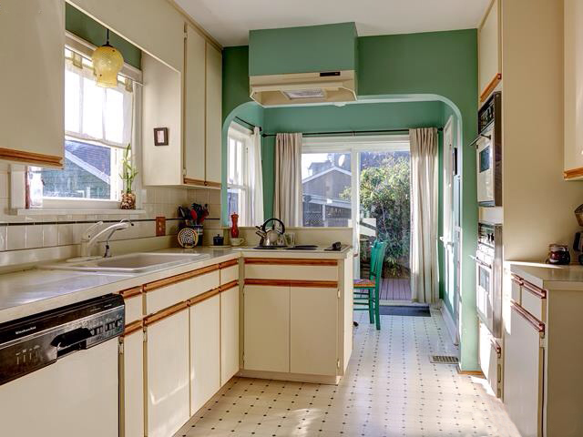Kitchen Before by Eva Kosmas Flores   Adventures in Cooking