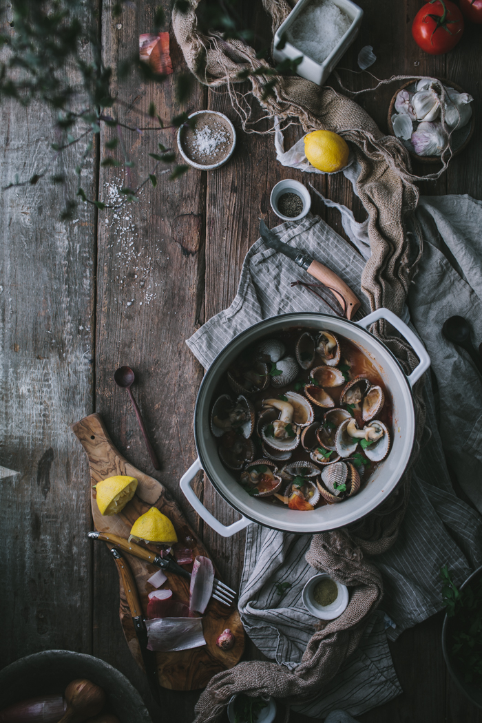 A Clamming Guide