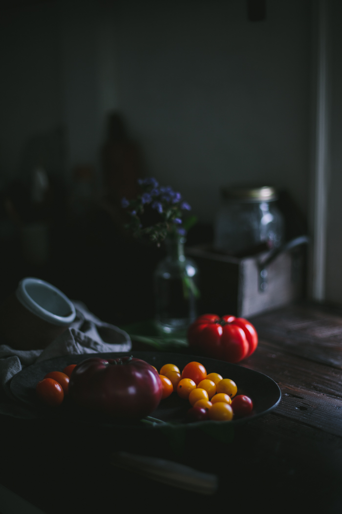 Eggs Benedict with Manchego, Tomatoes, Prosciutto & A Sage Hollandaise Sauce by Eva Kosmas Flores   Adventures in Cooking