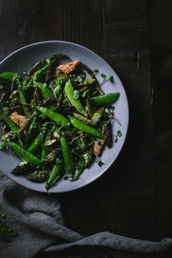 Spring Salad by Eva Kosmas Flores | Adventures in Cooking