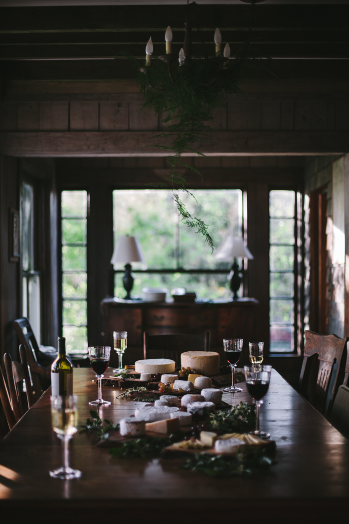 Cape Cod Photography + Styling + Cheesemaking Workshop