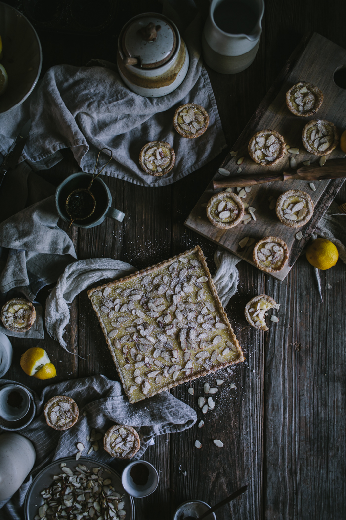 Torta Della Nonna Italian Custard Tart