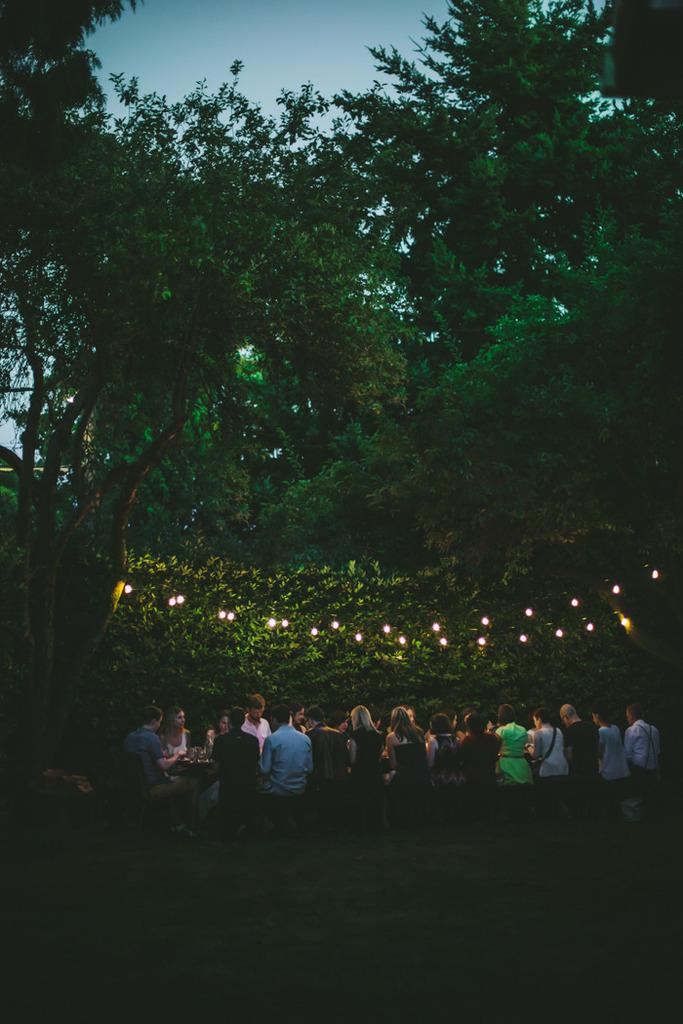 Secret Supper | July