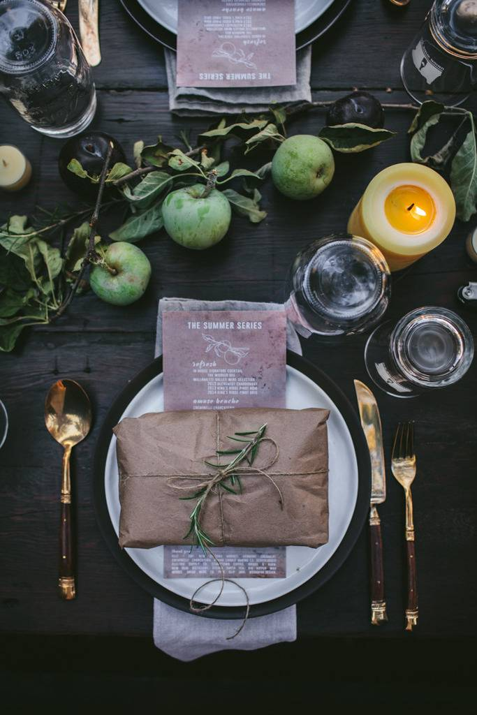Secret Supper by Eva Kosmas Flores | Adventures in Cooking