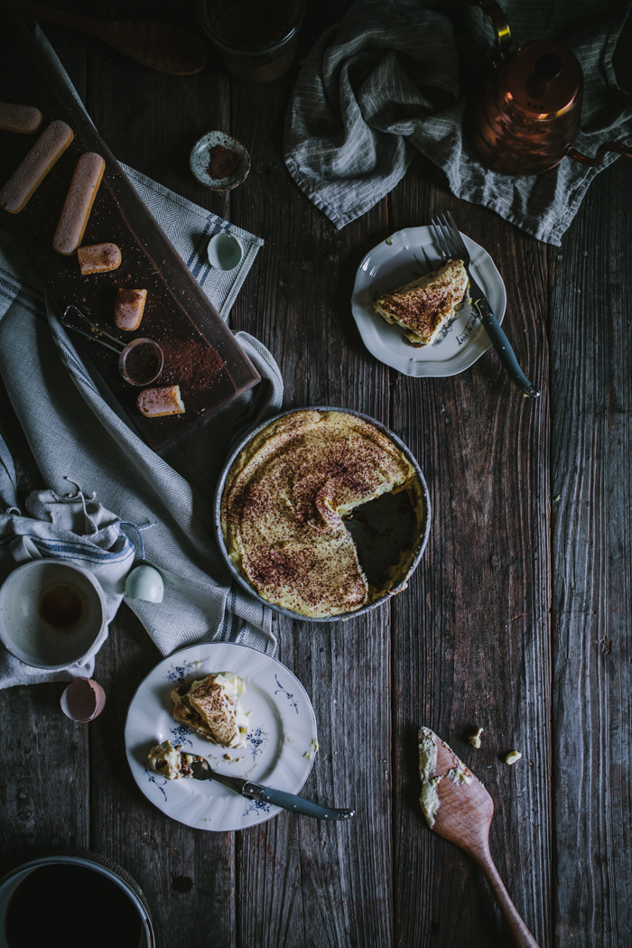 Tiramisu & A Tuscany Photography Workshop + Food Tour