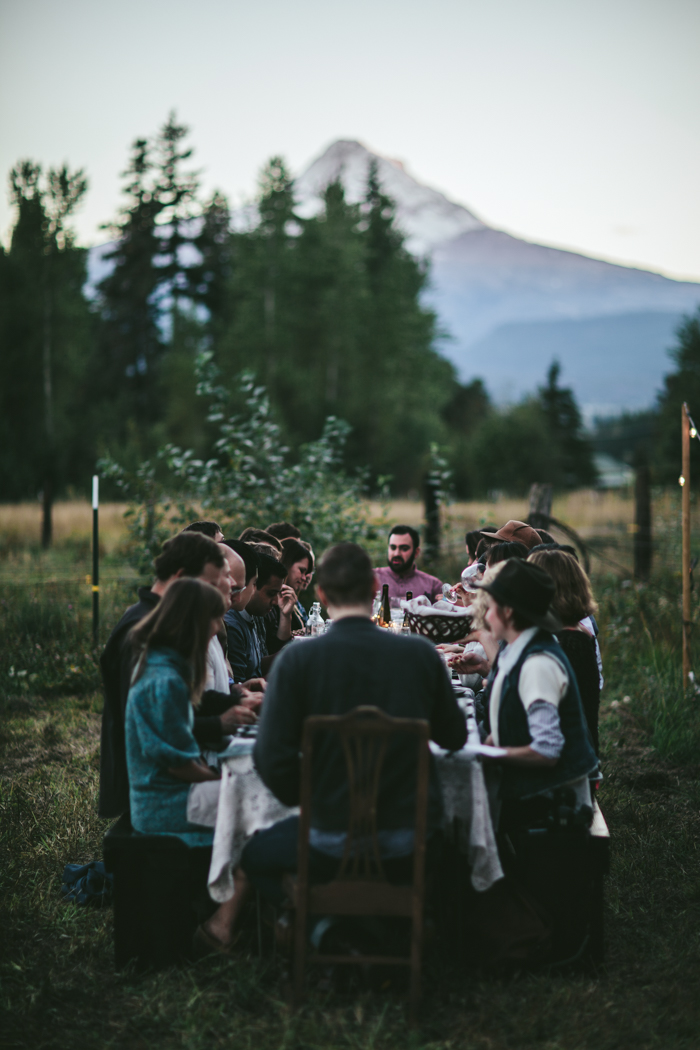 Secret Supper September by Eva Kosmas Flores | Adventures in Cooking