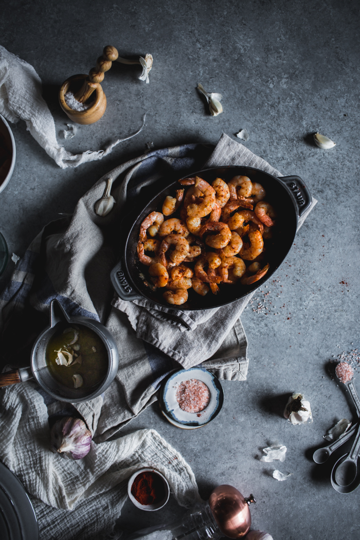 Garlic Shrimp by Eva Kosmas Flores-10