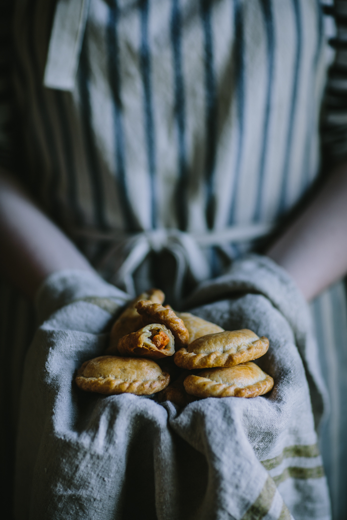 Root Vegetable & Feta Empanadas
