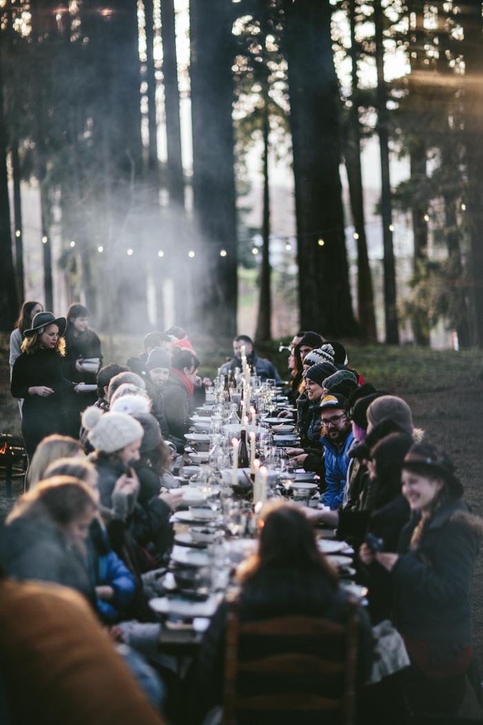 Secret Supper | Fire + Ice