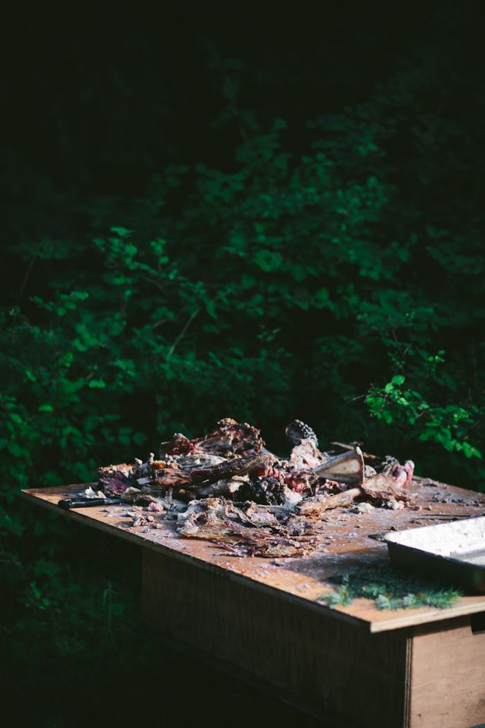 Secret Supper Thicket by Eva Kosmas Flores   Adventures in Cooking