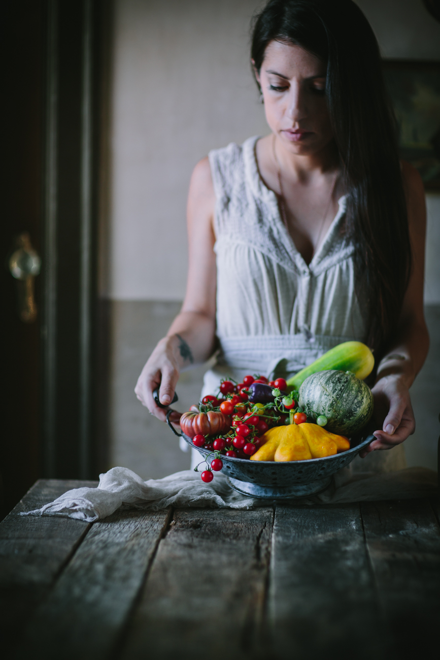 Greek Salad by Eva Kosmas Flores | Adventures in Cooking