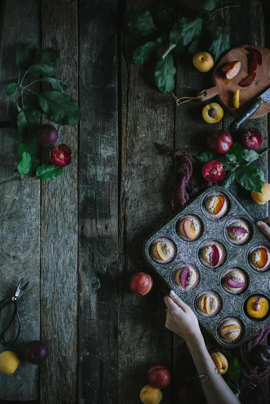 Pluot Financiers by Eva Kosmas Flores-4