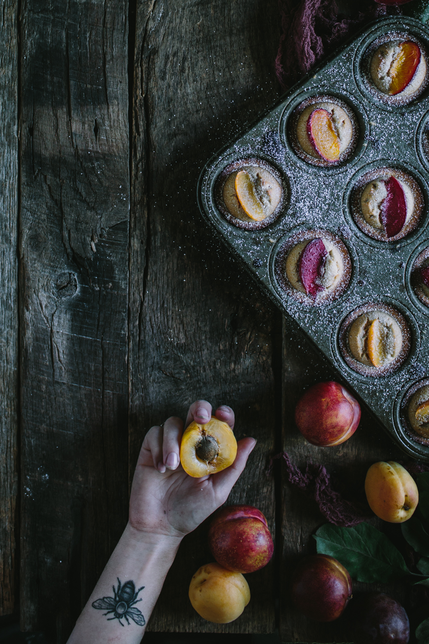Pluot Financiers by Eva Kosmas Flores-5