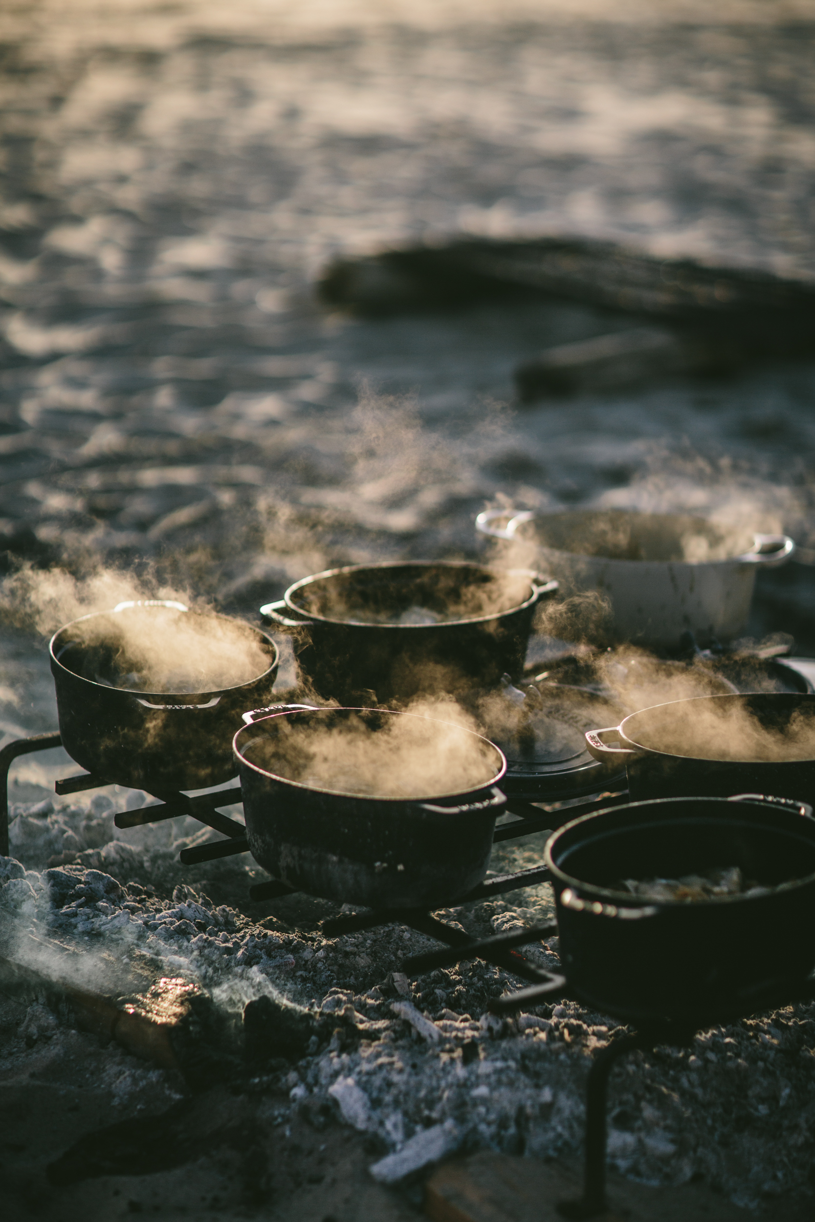Secret Supper Ebb + Flow by Eva Kosmas Flores | Adventures in Cooking