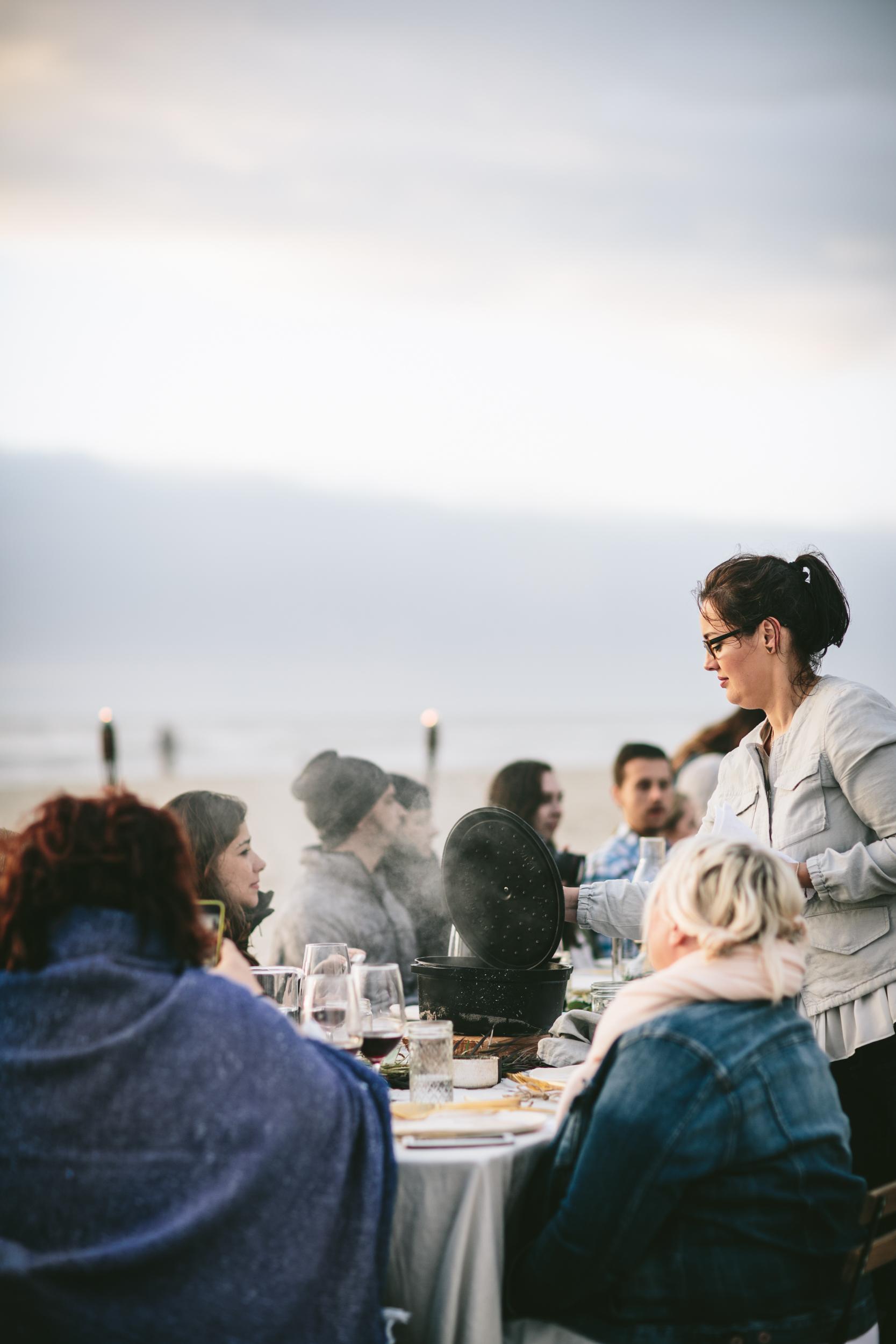 Secret Supper Ebb + Flow by Eva Kosmas Flores | Adventures in Cooking
