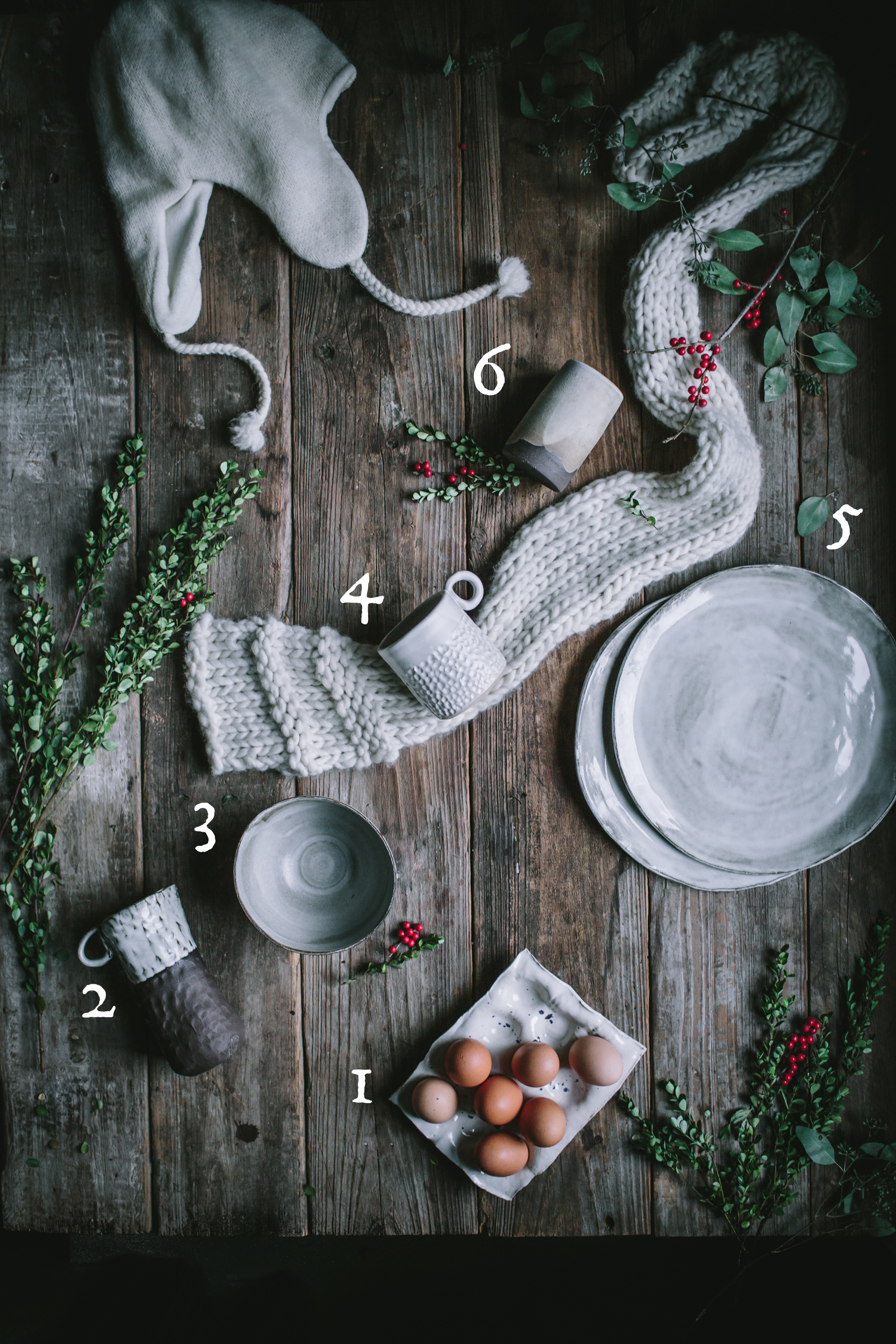 Ceramics Gift Guide by Eva Kosmas Flores