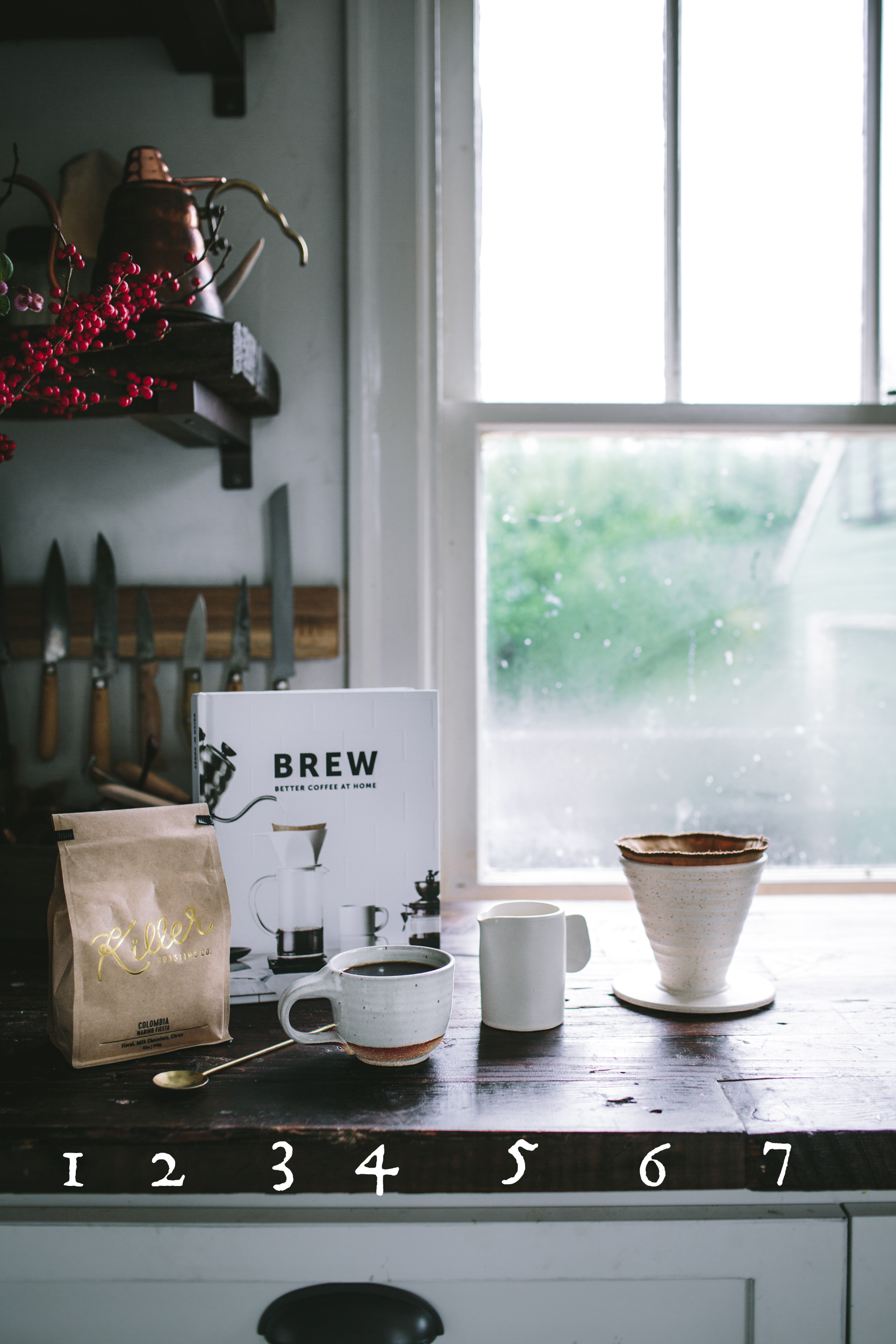 Coffee Gift Guide by Eva Kosmas Flores