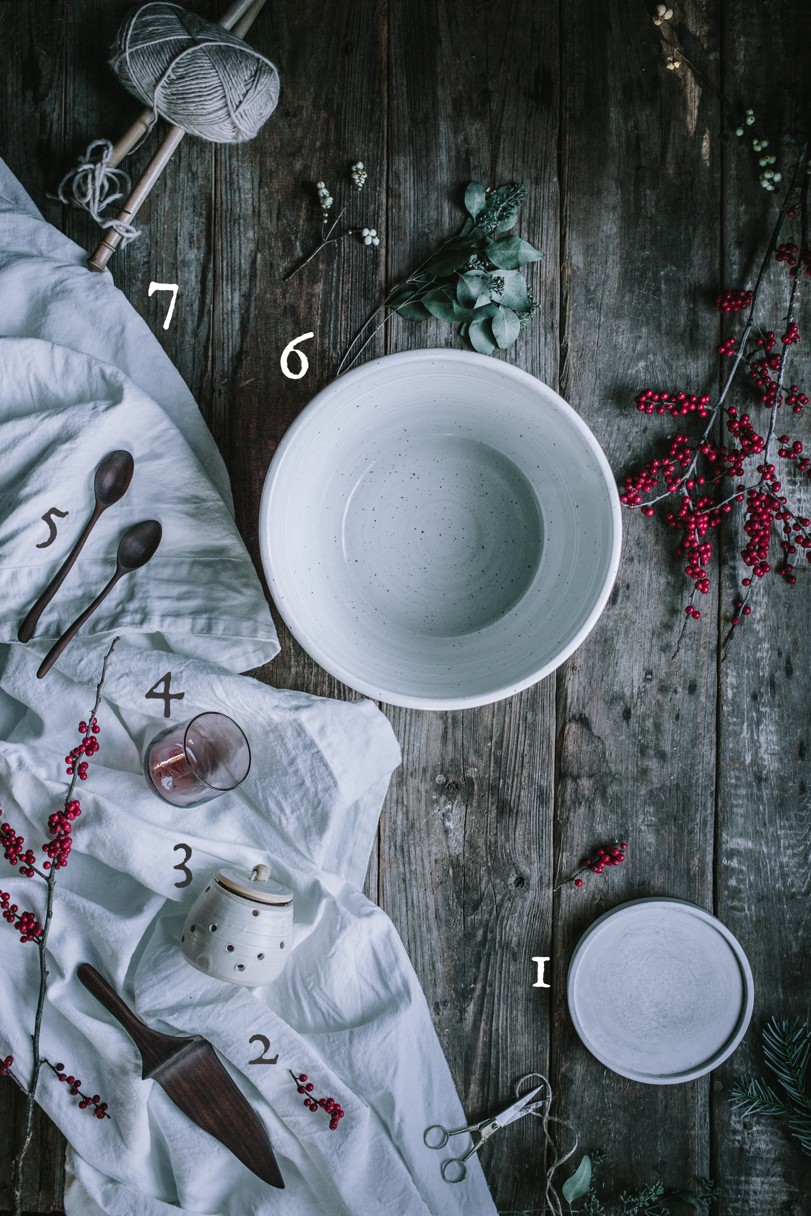 Kitchen Gift Guide by Eva Kosmas Flores