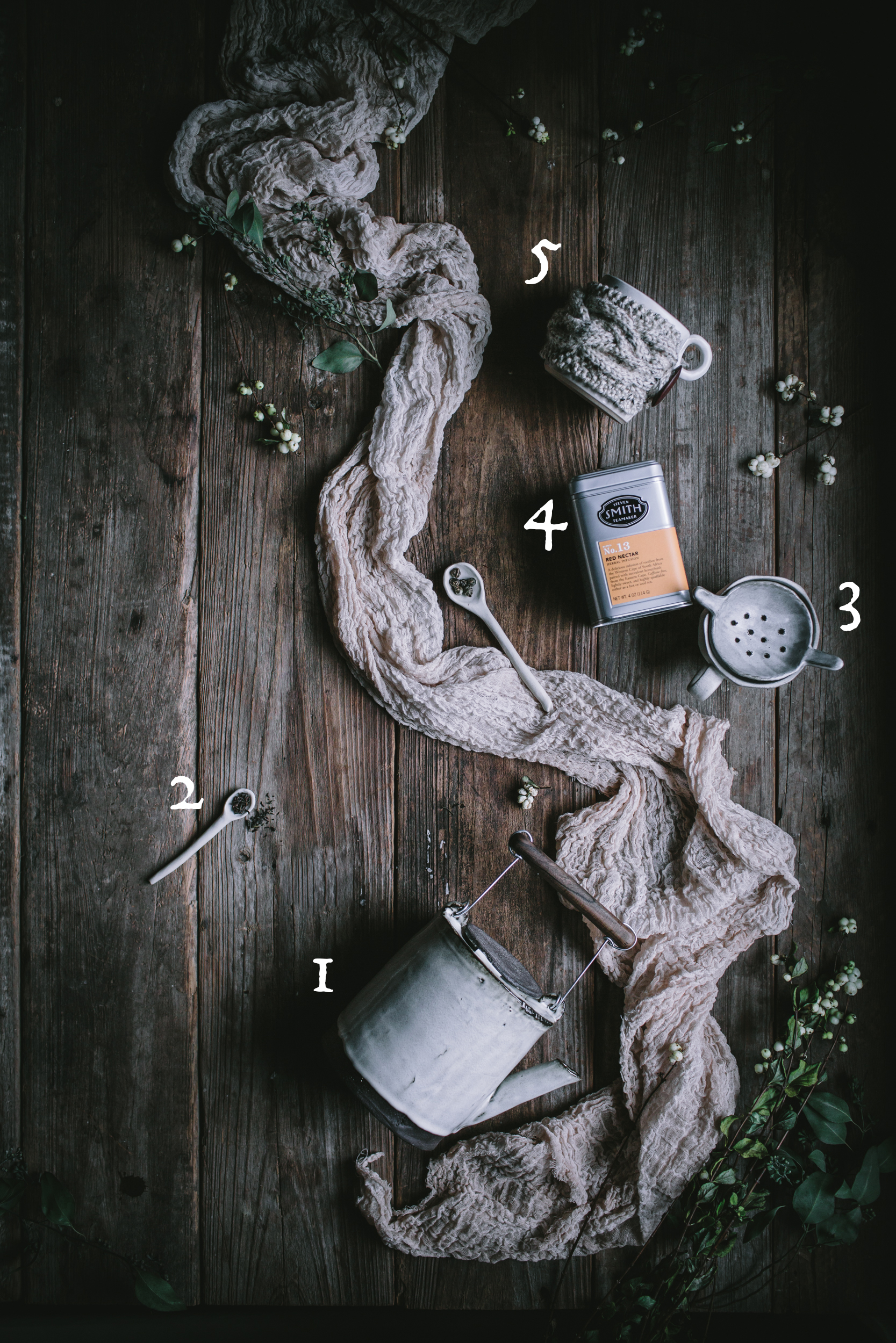 Tea Gift Guide by Eva Kosmas Flores