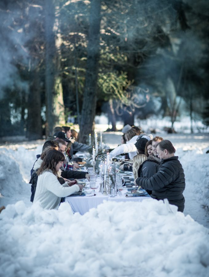Secret Supper | Wintertide