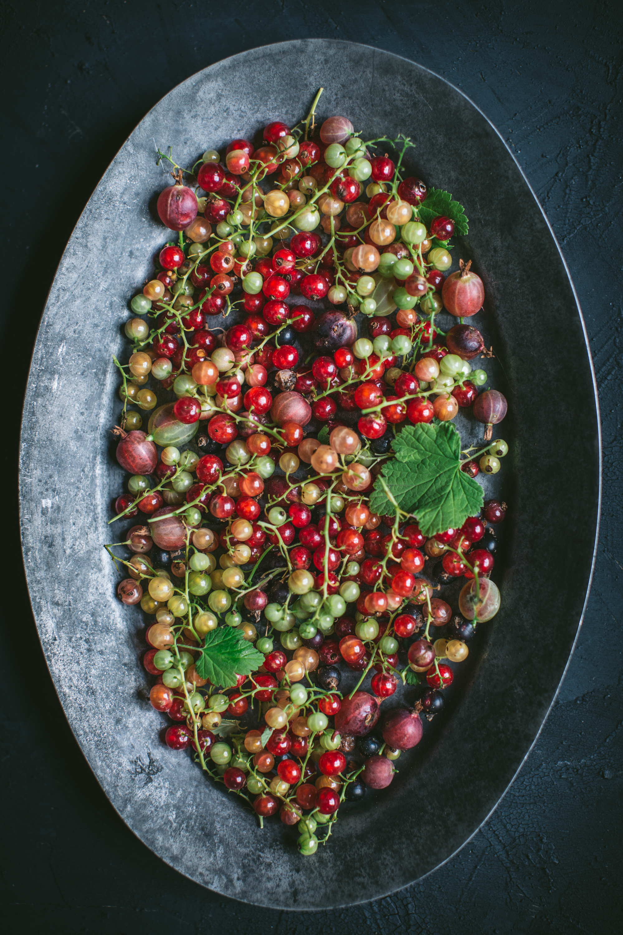 Currants by Eva Kosmas Flores