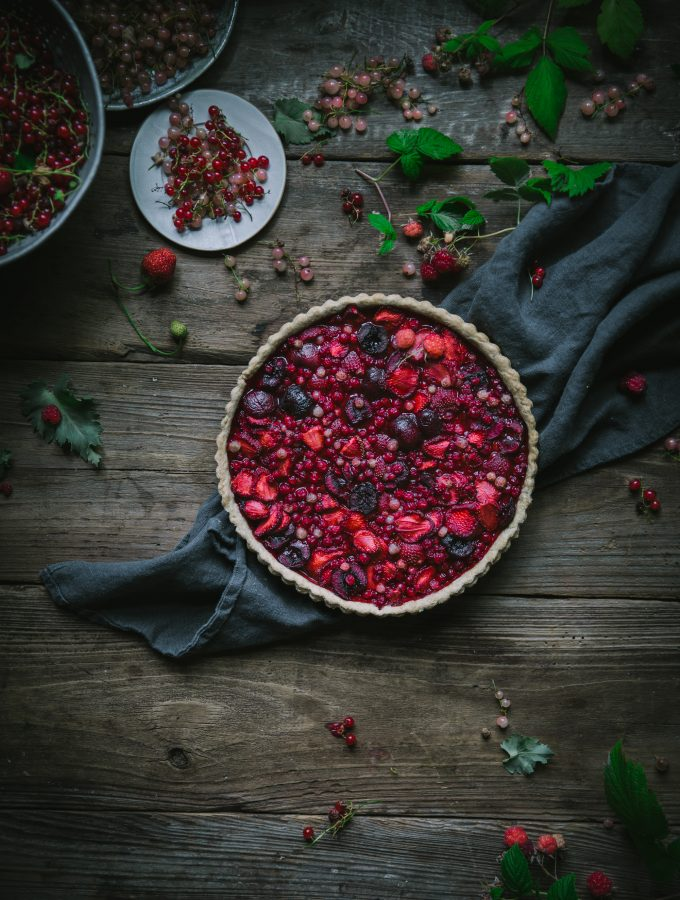 Berry Tart and 1 Day London Styling Workshop