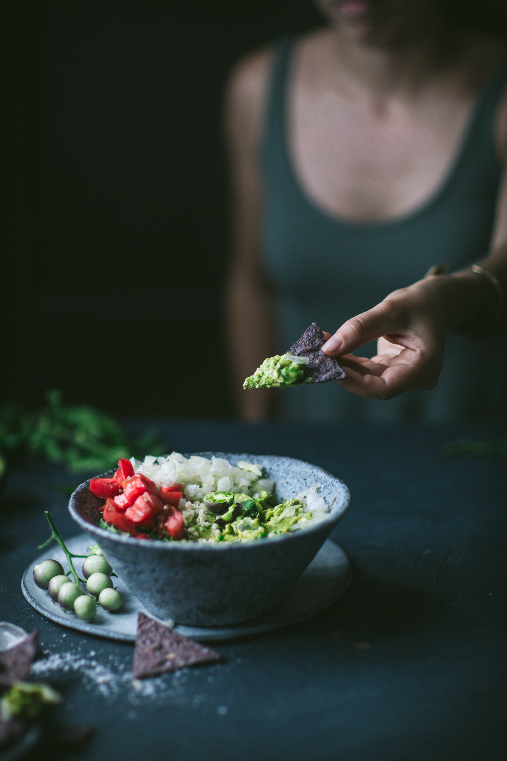 How to Make Guacamole, and easy summer recipe by Eva Kosmas Flores | Adventures in Cooking