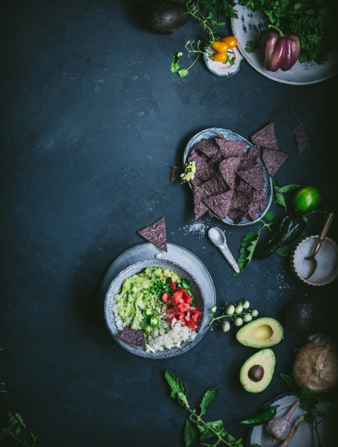 Homemade Guacamole + A How To Video