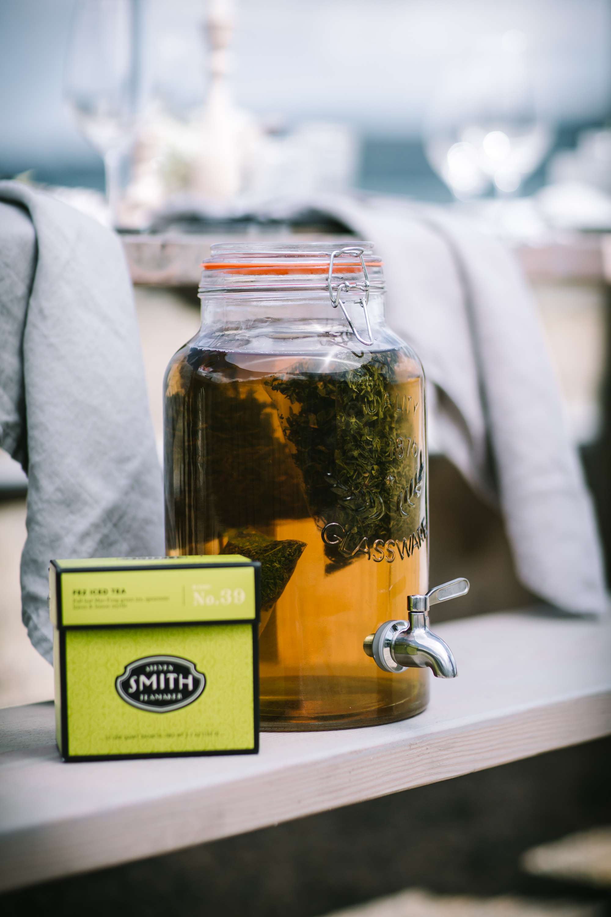 Smith Teamaker Iced Tea by Eva Kosmas Flores