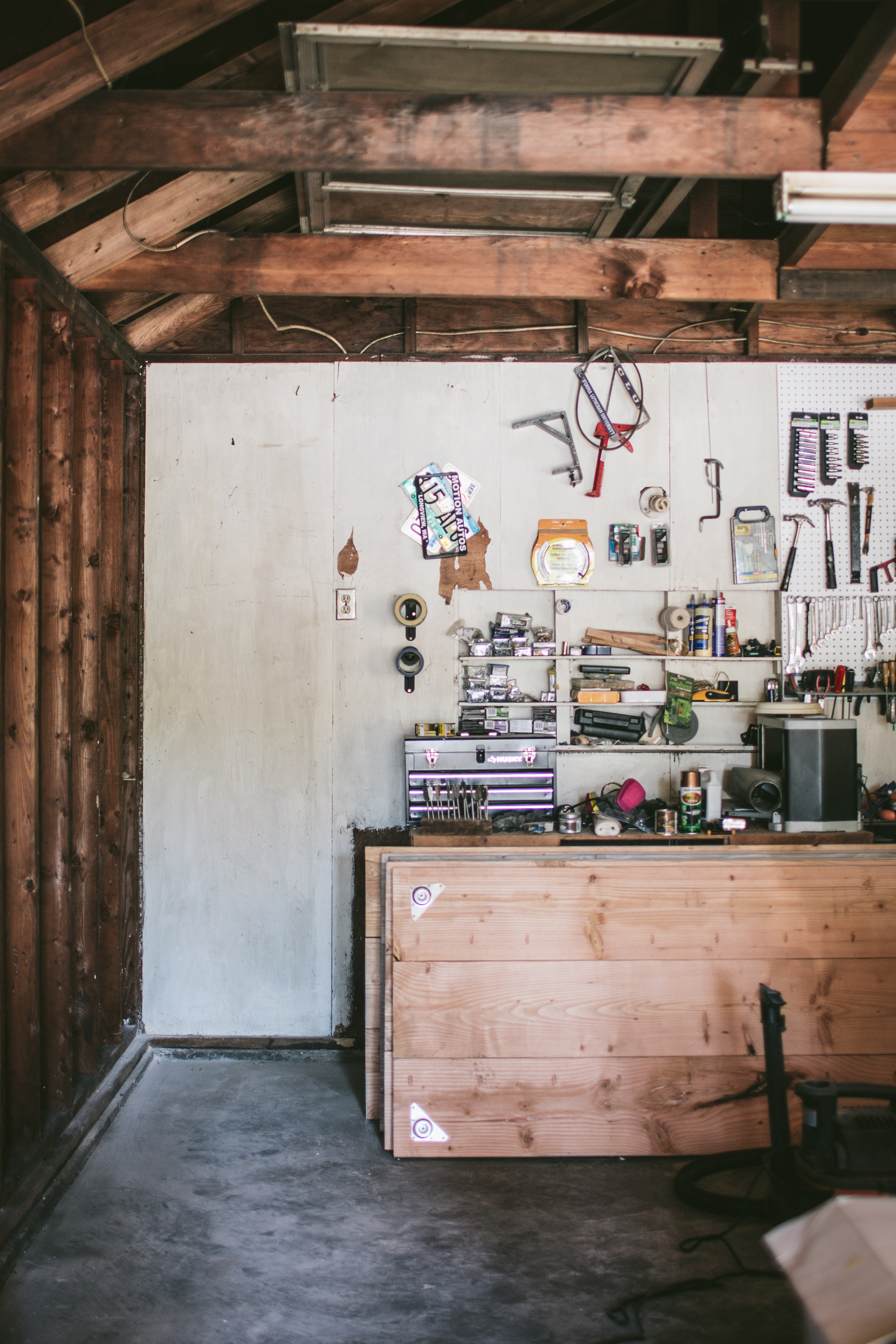 How I Turned my Garage into a Photography Studio Garage to Studio Remodel by Eva Kosmas Flores