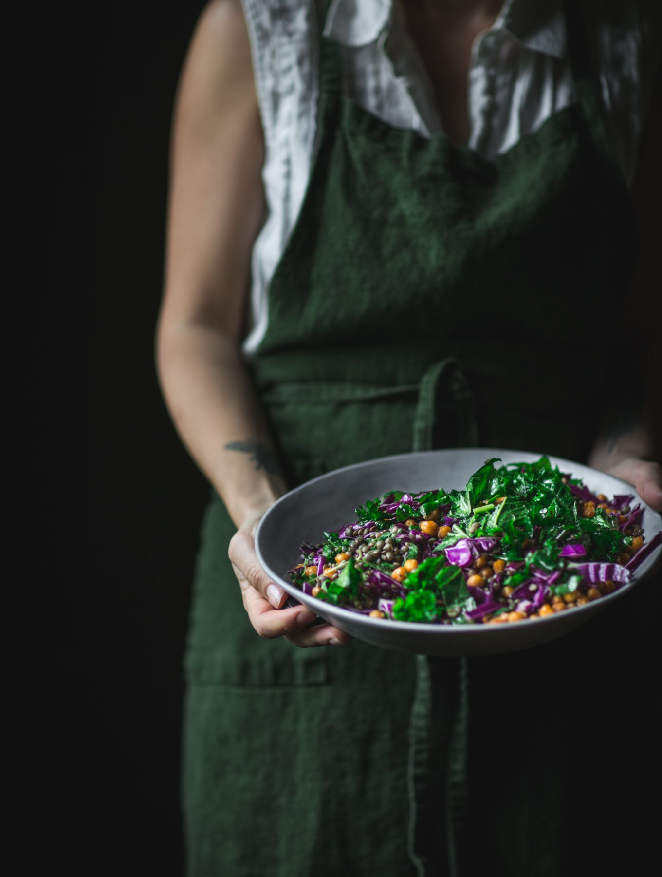 Plant Protein Salad